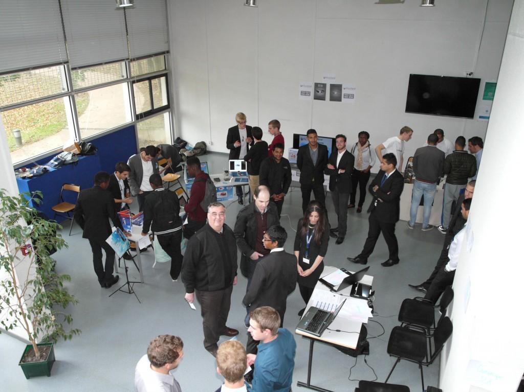 Présentation Génie Managérial - Octobre 2014