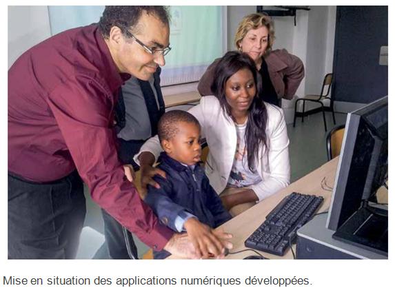 Projets 4 Développement d'applications numériques