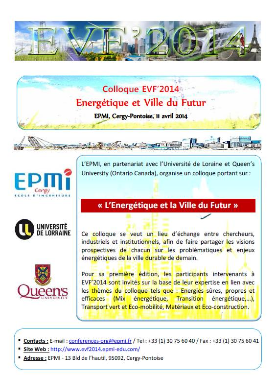 Affiche EVF (Avril 2014)