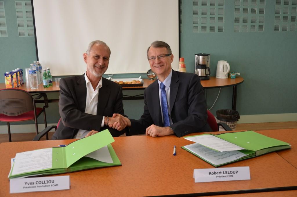 Signature ECAM-EPMI